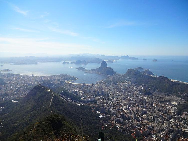 世界一周 リオデジャネイロ