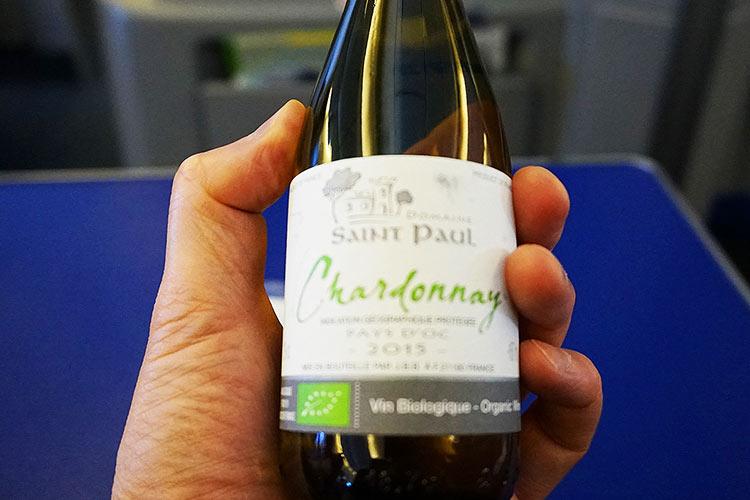 ANA プレミアムクラス 白ワイン