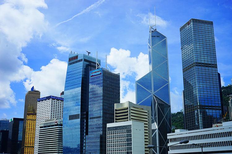 7月1日 香港
