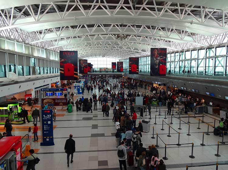 ブエノスアイレス・エセイサ空港