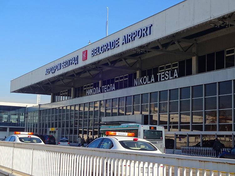 ベオグラード空港