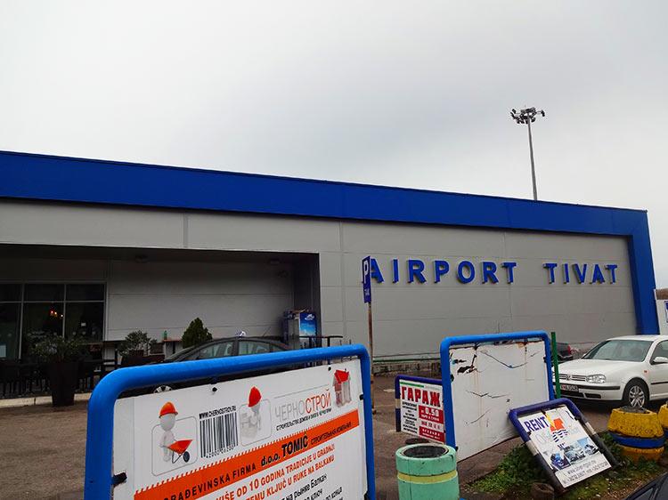 ティヴァト空港