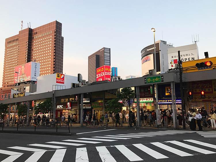 新宿チケットショップ