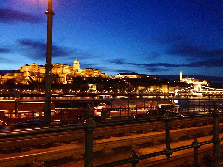 ブダペスト 王宮