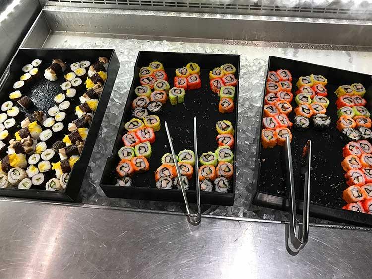 寿司 ルメリディアンクアラルンプール