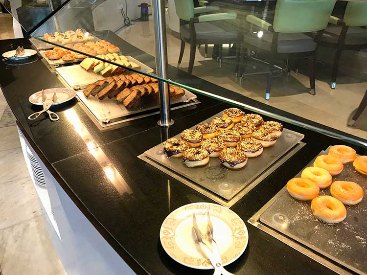 ルメリディアンクアラルンプール朝食