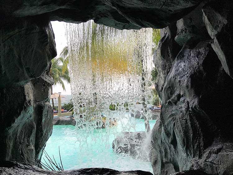ルメリディアンクアラルンプール 滝