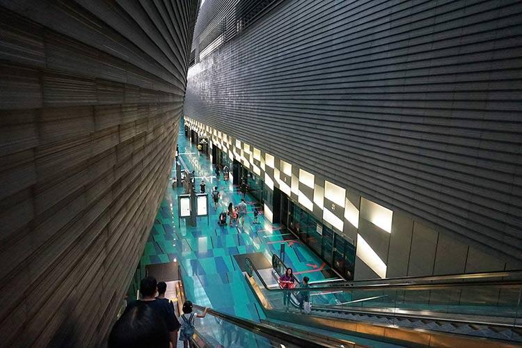 MRT Stadium駅