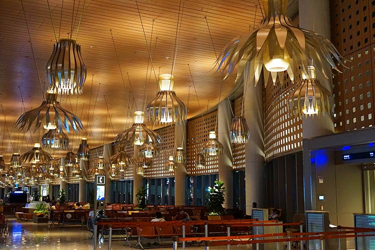 ムンバイ空港