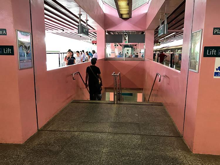 MRT redhill