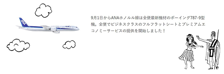 ANA 全便787-9