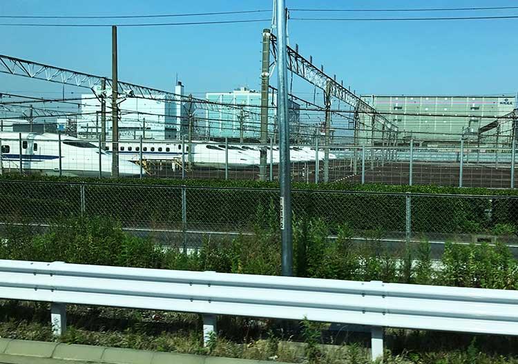 大井車両基地