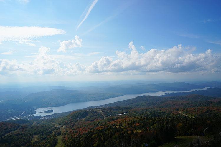 トランブラン湖