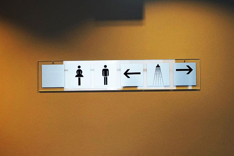 トイレシャワールーム