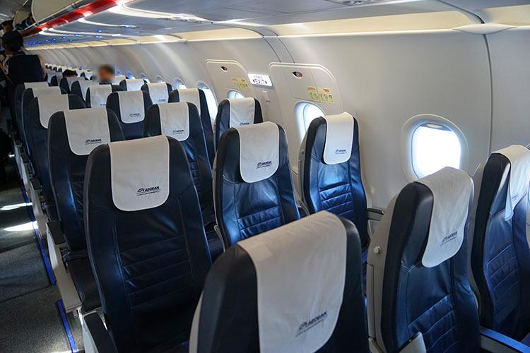 A320シート