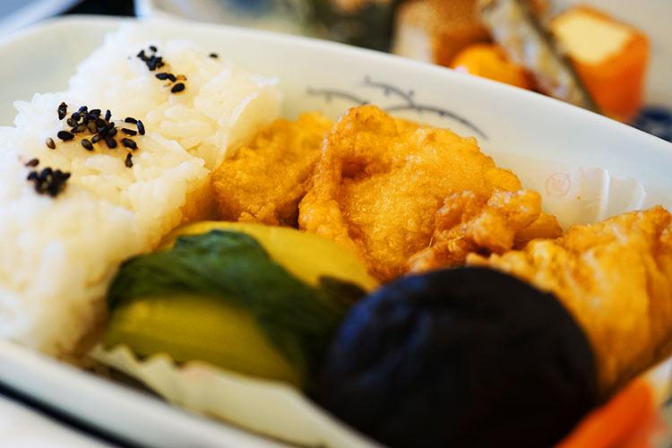 和食の御飯