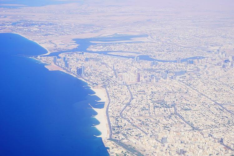 UAE海岸
