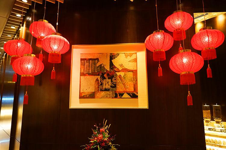 アジアン絵画