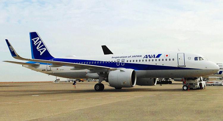 A320neo ana