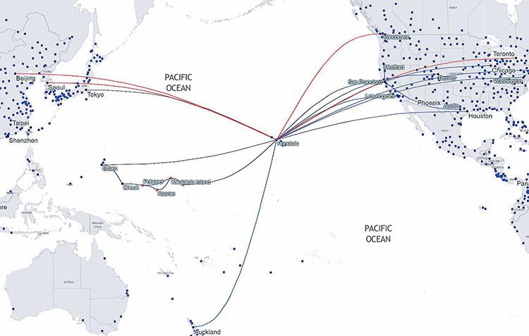 スターアライアンスネットワーク