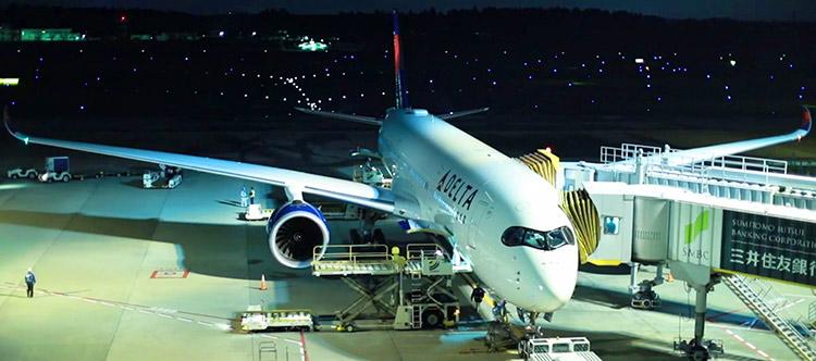 DL A350