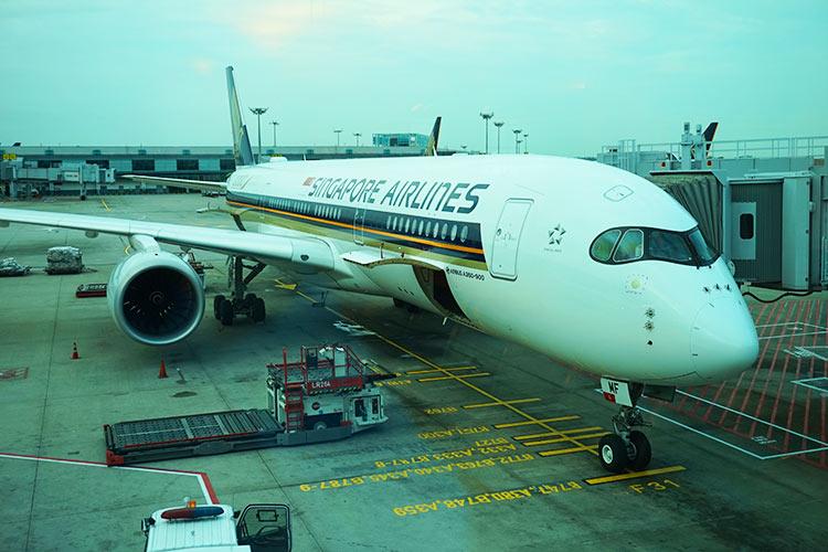 シンガポール航空ちあえわ