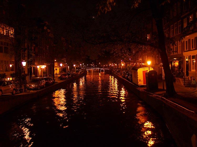 アムステルダムナイト