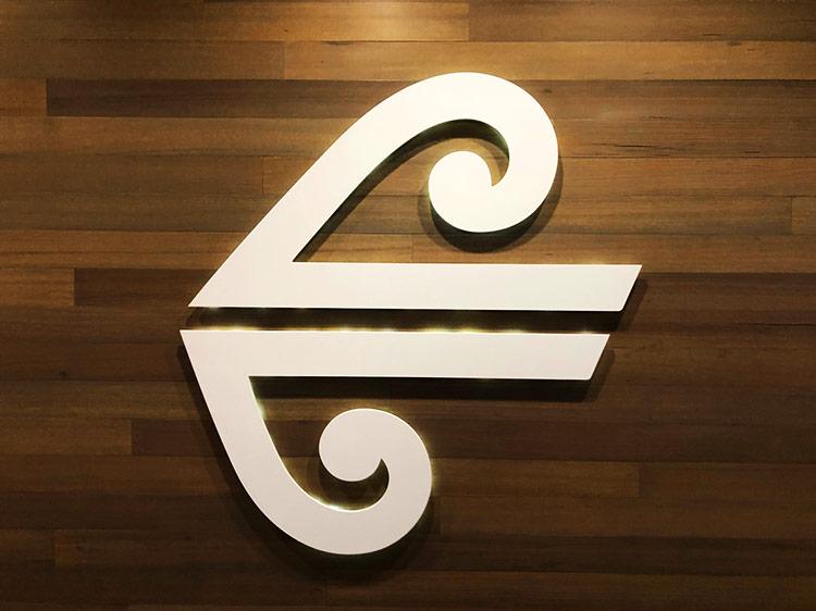 ニュージーランド航空ロゴ