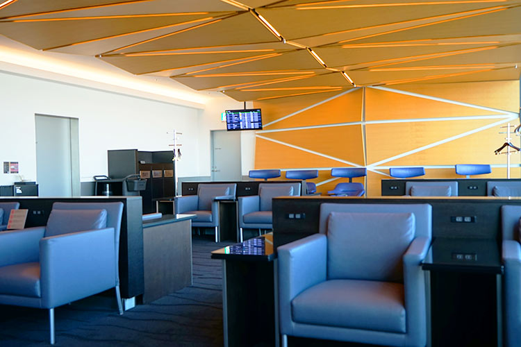ANA suite lounge 114