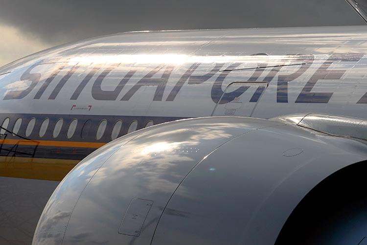 シンガポール航空ボーイング777-300ER