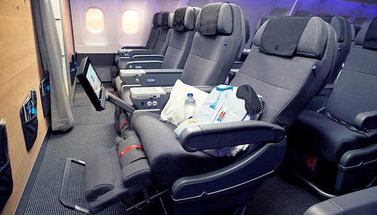 スカンジナビア航空プレミアムエコノミー