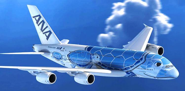ANA A380-800