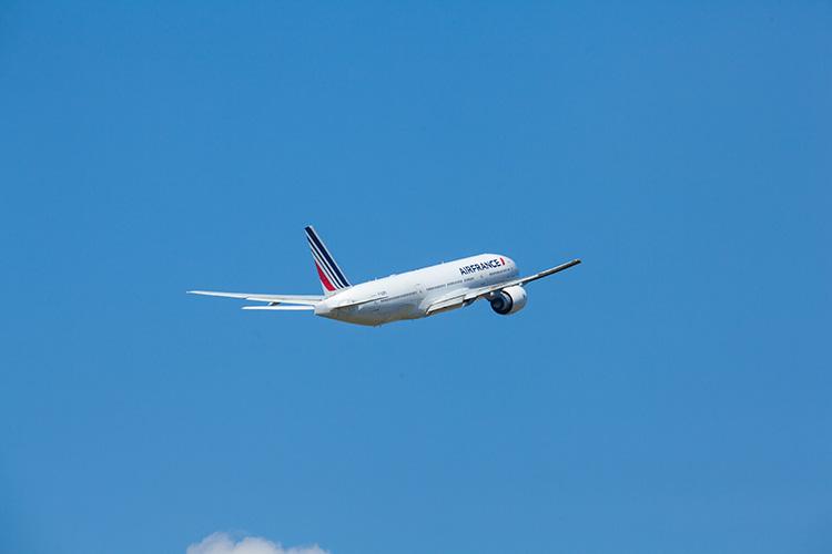 エールフランスB777-200ER