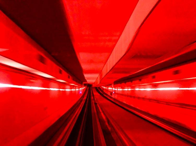 KLIAトンネル