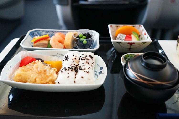 ANA機内食 和食