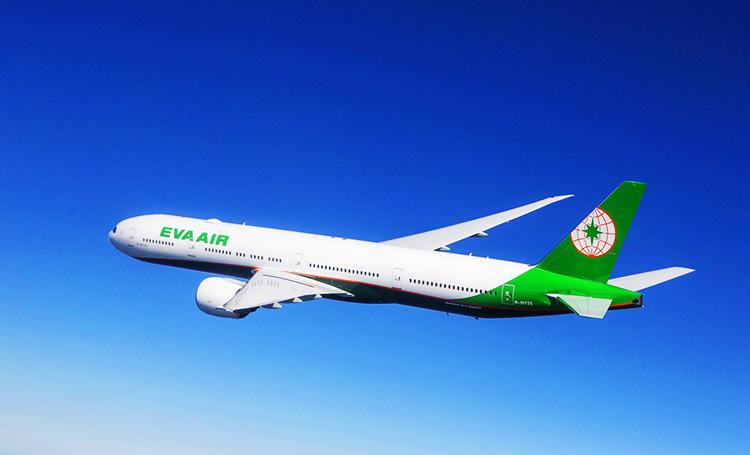 エバー航空 777-300ER
