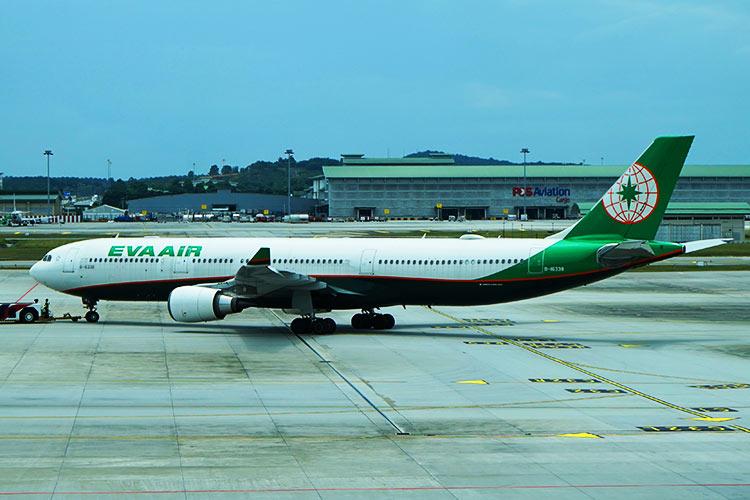 エバー航空A330-300