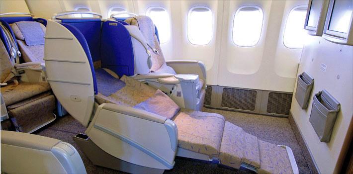 アシアナ航空 ビジネスクラス