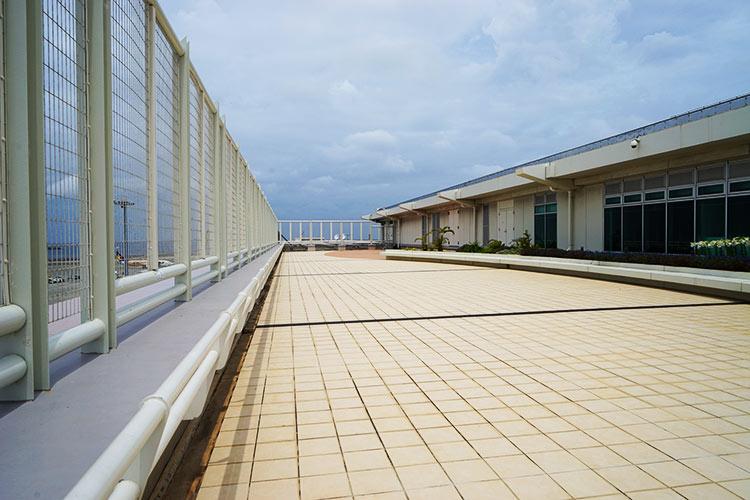 国際線ターミナル展望台