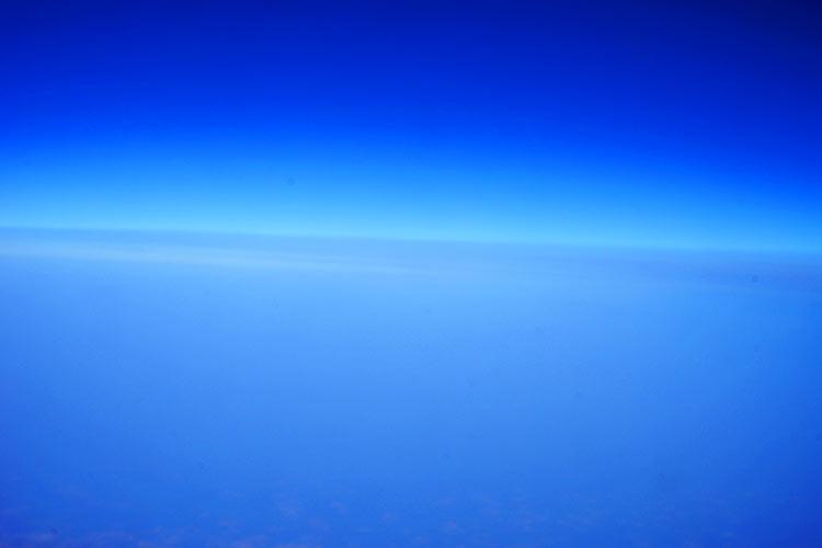 スムースな空の旅