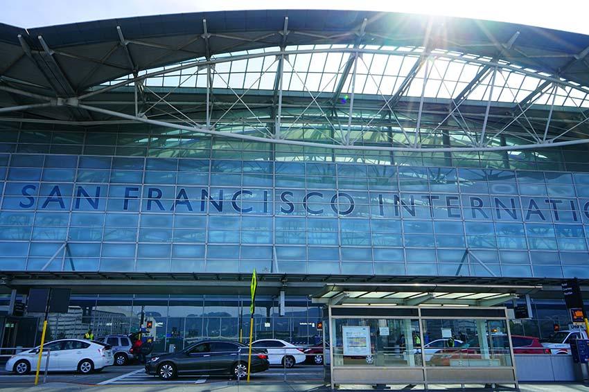 サンフランシスコ国際線ターミナル