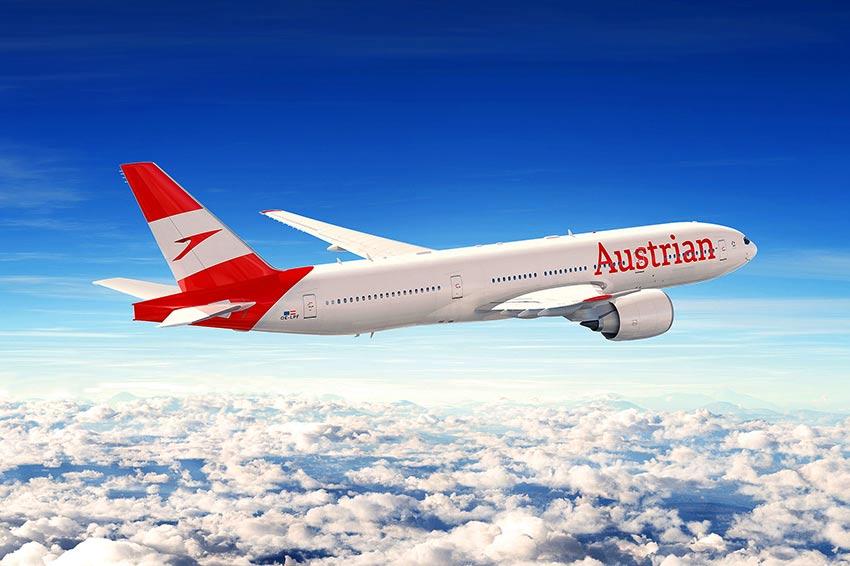 オーストリア航空772