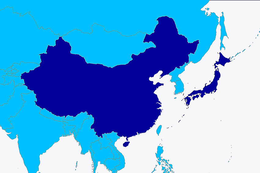 ANA 中国