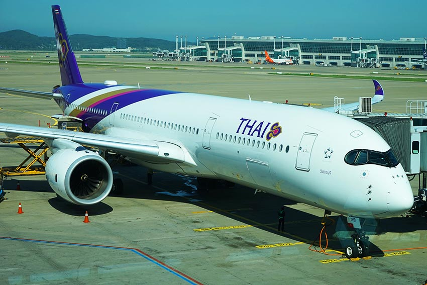 TG A350-900