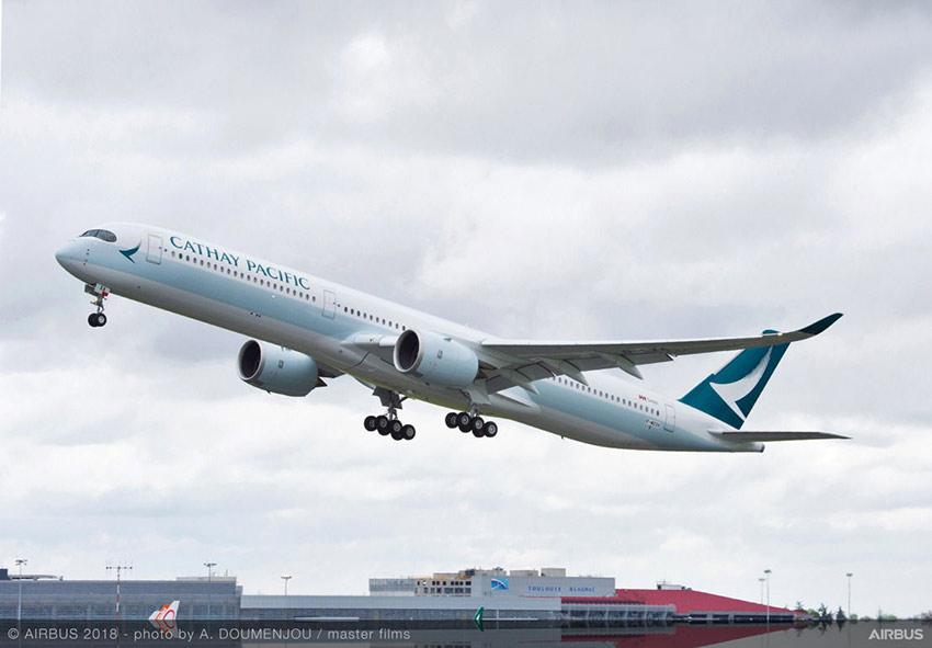 CA A350-1000