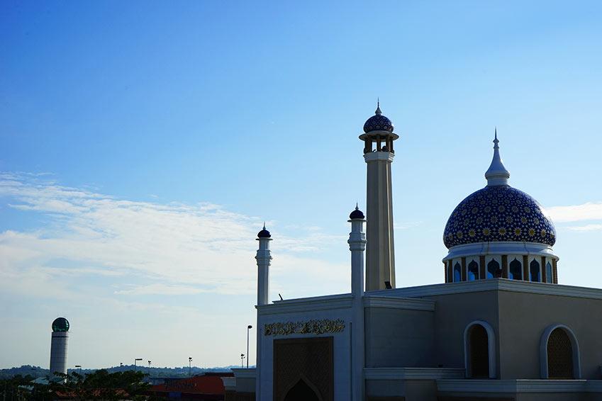 空港モスク
