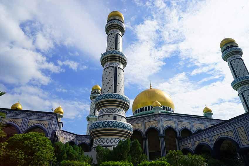 ジャメアスル・ハッサナル・ボルキア・モスク