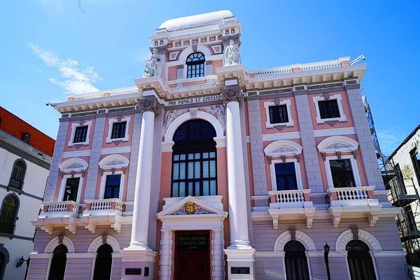 パナマ旧市街2