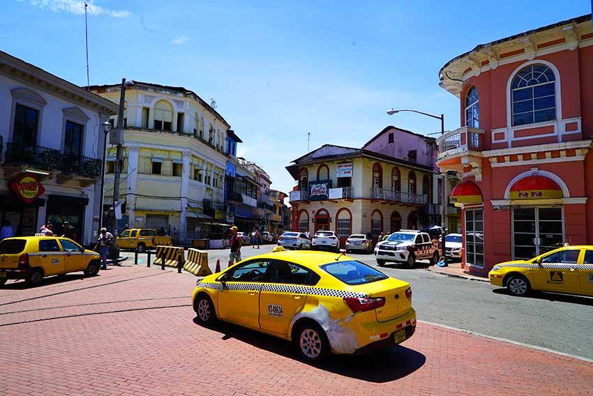 旧市街繁華街