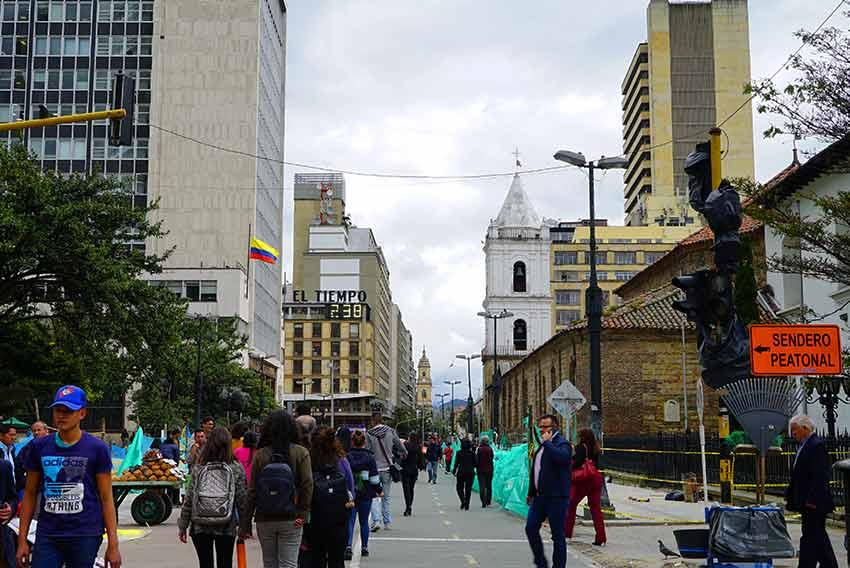 旧市街ストリート